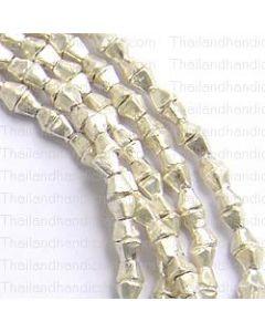 Mini Minimal Hourglass Beads Strand