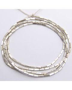 Tiny Plain Rectangular Shaped Beads Strand
