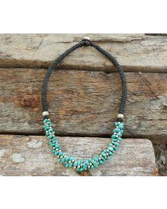 Kadali Necklace, Karen Silver, Turquoise