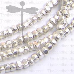 Tiny & Faceted Cut Beads Strand