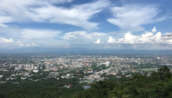Chiang Mai, Home to Karen Hill Tribe Silver