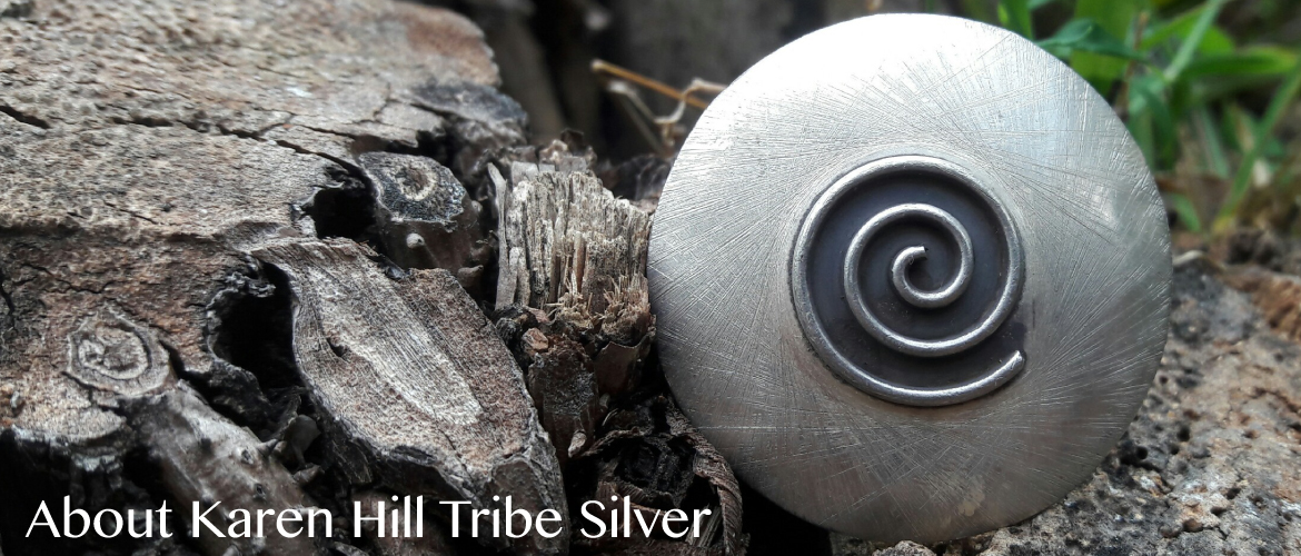 Read the history of how Karen Hill tribe silver came about