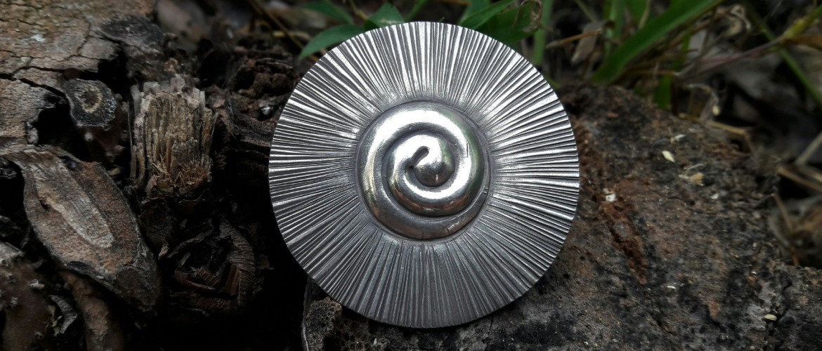 Handcrafted Karen hill tribe silver
