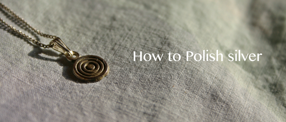 How to polish dull Hill tribe silver